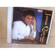 Jorge Quevedo (cd) El Toro (descatalogado)