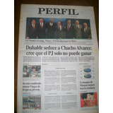 Diario Perfil #78- Reportaje Nicolas Mancera/ Menem Mandela