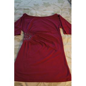 Vestido Morado Talle 38 - 1 Postura Real