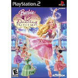 Patch Ps2 - Barbie In The 12 Dancing Princesses