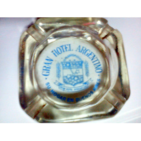 Cenicero Gran Hotel Argentino
