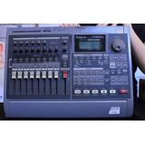 Roland Vs-880 Expandido Gravador Digital