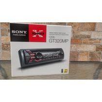 Auto Estereo Sony Xplod Fm/am Compact Disc Player Cdx-gt320m