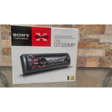 Stereo Sony Xplod Fm/am Compact Disc Player Cdx-gt320m