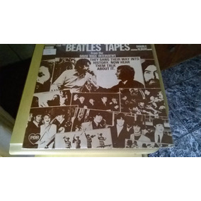 Lp Vinil Duplo The Beatles Tapes - Importado U.s.a.- Sem Uso