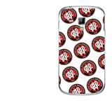 Capa Adesivo Skin305g1 Verso Para Galaxy S Duos Gt-s7562l