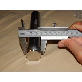 Barra Titanio Gr 5, Diametro 30.5mm. Largo 200mm