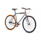 Bicicleta Mercurio Fixie Urbana Imola R700 Acero 2017