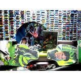 Mc Mad Car Skateboard Max Steel Patineta Skate Dvd Pack