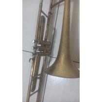 Trombone Weril Modelo Antigo Em Perfeito Estado