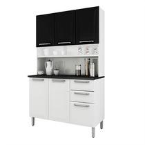 Armário De Cozinha De Aço Regina I3g2120 Branco Itatiaia