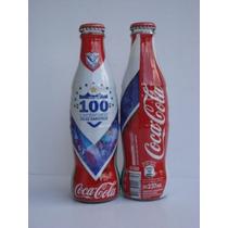 Coca Cola Botella Especial Centenario De Vélez Sársfield