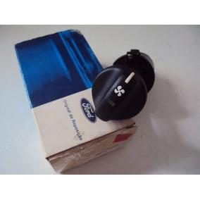 Botão Interruptor Ligar Ventilador Ar / Cond. Escort Verona