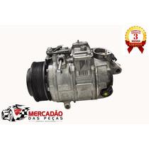 Compressor Ar Condicionado Bmw 125/135 I Turbo 6cc M3 Orig