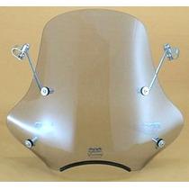 Parabrisa Motos Custom Choperas Cuatri Atv Dyno Cupula Drag