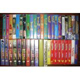 Lote De 42 Vhs Oficiales + 40 Revistas - Dragon Ball Z