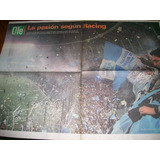 Poster Centenario De Racing / Panadero Diaz (038) Ole