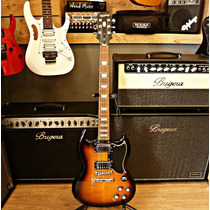 Guitarra Epiphone Sg 400 Deluxe - Wood Music