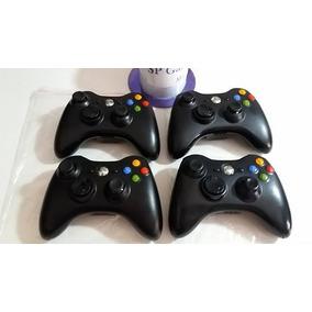 2 Controles Xbox 360 Originais Sem Fio Semi Novo Perfeito Ok