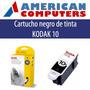 Cartucho Original Kodak 10 1163641 Esp 3 5 7 3250 5250 7250