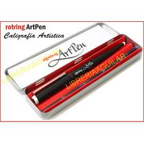Art Pen Rotring Plumas Caligrafía Dibujo Artístico 8 Trazo
