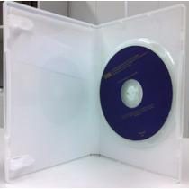 10 Dvd+r Dl Printable Umedisc 8.5gb + 10 Capas Transparente