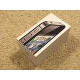 Caixa Apple Iphone 4s 16gb Preto Com Alguns Acessórios