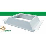 Kit 10 Eco Laje Solar Sua Laje C/ Claridade Tam. H8 De 30 Cm