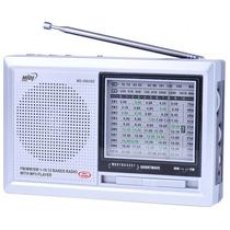 Rádio Portátil Usb/sd/mp3 Player - Am/fm/sw-10 -398usb-midi