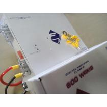 Modulo Falcon 1600 Mono 2 Canais De 300 W Rms Brinde 10 Plug