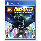 Lego Batman 3 Beyond Gotham Juego Ps4 Playstation 4 Oferta