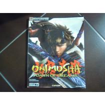 Onimusha Libro Guia Dawn Of Dreams