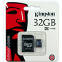 Tarjeta De Memoria Micro Sd 32 Gb Kingston