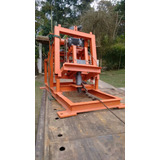 Máquina Perfuratriz Perfuração Poço Artesiano - Kit Completo