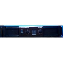 Amplificador Poder Cerwin Vega Cv 1800 No Crown, Qsc, Crest