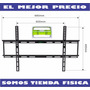 Base De Pared Tv, Lcd Led, 3d Plasma, Monitor 32 A 60 Rc-985