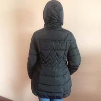 Blusa De Inverno Feminino Capuz E Pele Removível Roupa Frio