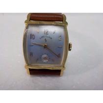 Reloj Lord Elgin Chapa De Oro De 14k