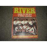 River Poster Supergigante A Todo Color Antiguo Futbol