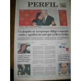 Diario Perfil #49- Bioy Casares/ Manuel Mora Y Araujo
