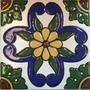 Mayolica Ceramica Con Relieve 10x10 Cm Soy Fabricante