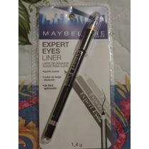 Lapiz Delineador Maybelline Negro P Ojos Expert Eyes Liner