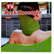 Neck Massager Masajeador Para El Cuello