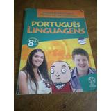 Livro Português Linguagens 8 Ano Atual Editora