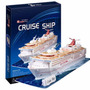 Rompecabezas3d Full Barcos Varios Modelos(delivery Free)