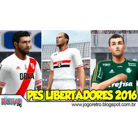 Copa Libertadores 2016 - Ps2 - Frete Grátis + 2 Brindes