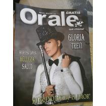 Gloria Trevi Revista Orale