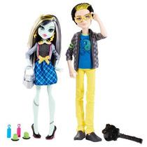 Muñecas Monster High Originales De Mattel Nuevas El Par Niña