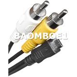Cable Audio Video Kodak 5 Pines Easyshare Sport C123 C135