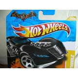 Hot Wheels Batimovil Del 2011 A $ 150 En Blister Cerrado